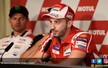 Andrea Dovizioso Ogah Prediksi Akhir MotoGP - JPNN.COM