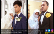 Foto Pelesetan Pernikahan Muzammil Hasballah yang Lucu, Ada Sold Out dan Expired - JPNN.COM