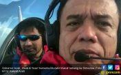 Mantan Wagub Mabuk, Pesawat Pribadi Gubernur Aceh Mendarat Darurat - JPNN.COM