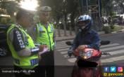 Pemotor yang Gemar Lawan Arus ke Asrama Brigif jadi Sasaran Polisi - JPNN.COM