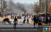 Presiden Menang Lagi, Kerusuhan di Mana-Mana - JPNN.COM