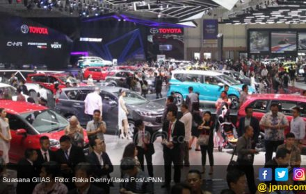 Honda Target Jual 500 Unit di GIIAS Surabaya - JPNN.COM