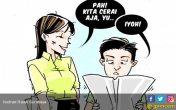 Cerita Sephia yang Sudah 6 Kali Ganti Suami, yang Ketujuh Lagi Sidang Cerai - JPNN.COM