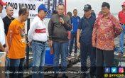 Presiden Jokowi yang Tebar, Paman Mbah Wahyono Panen - JPNN.COM