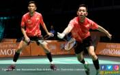 Hamdalah, Fajar/Rian Lolos ke Final Malaysia Masters - JPNN.COM