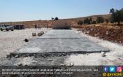 Israel Tega Banget, Bongkar Sekolah Bocah Palestina Sehari Jelang Ajaran Baru - JPNN.COM