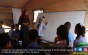Astaga! Israel Hancurkan Sekolah Palestina di Kota Kelahiran Yesus - JPNN.COM