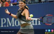 Comeback Usai Serangan Pisau, Petra Kvitova Tembus 8 Besar US Open - JPNN.COM