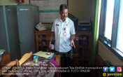 Sekolah Kemalingan, Spidol Disikat Pencuri - JPNN.COM