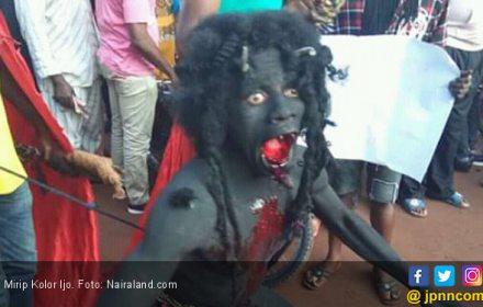 Ini Kolor Ijo di Nigeria? - JPNN.COM