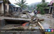 Banjir Bandang Terjang Solok Selatan - JPNN.COM