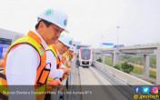 Skytrain Bandara Soekarno-Hatta Resmi Beroperasi - JPNN.COM