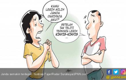Janda Semakin Terdepan - JPNN.COM