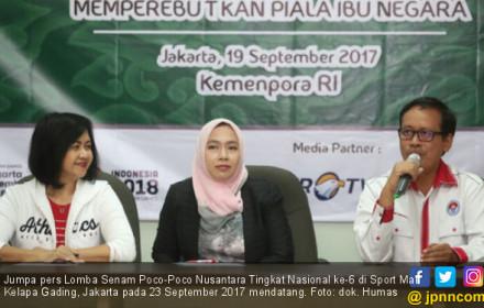 Ribuan Orang Akan Meriahkan Lomba Senam Poco-Poco Nusantara - JPNN.COM