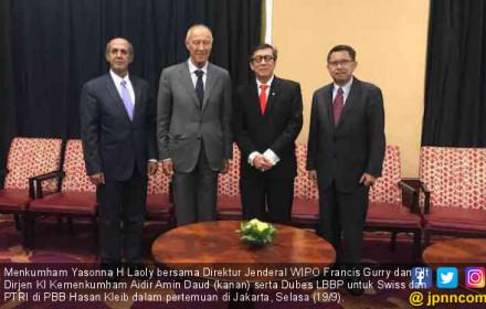 Indonesia Bakal Tergabung di Madrid Union, Ini Manfaatnya - JPNN.COM