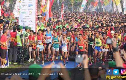 Borobudur Marathon Tingkatkan Citra Pariwisata Joglosemar - JPNN.COM