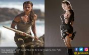 Alicia Vikander Vs Angelina Jolie, Siapa Lebih Keren? - JPNN.COM