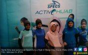 Specs Active Hijab Pilihan Tepat untuk Olahraga - JPNN.COM