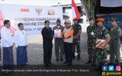 Dua Pesawat Hercules Tiba di Myanmar - JPNN.COM