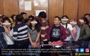 Pelajar Terjaring di Kamar Hotel Bersama Bandar Sabu - JPNN.COM