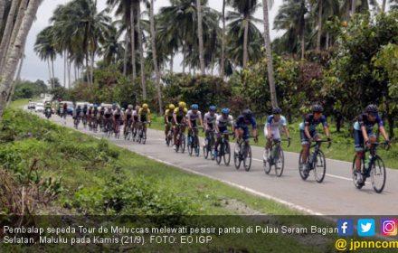 Pembalap Australia Juarai Tour de Molvccas - JPNN.COM