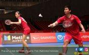 Fajar/Rian Kalah, Praveen/Debby ke Perempat Final Japan Open - JPNN.COM