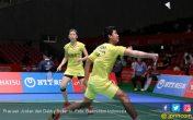 Susah Payah, Praveen/Debby Tembus Semifinal Japan Open - JPNN.COM