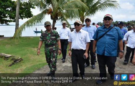 Aspirasi Masyarakat Distrik Seget ke Pansus Pelindo II - JPNN.COM
