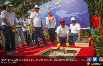 Rhino Dive Center, Magnet Baru di Tanjung Lesung - JPNN.COM