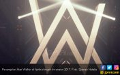 Alan Walker 'Bius' Penonton Festival Musik Invansion 2017 - JPNN.COM