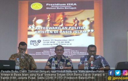 Politik Primordial Bukanlah Penentu Utama Keterpilihan Caleg - JPNN.COM