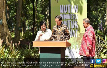 Hutan Itu Indonesia, Hutan Itu Untuk Rakyat - JPNN.COM