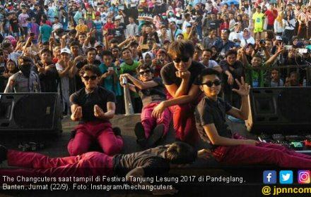 Changcuters Ajak Fan Berpesta di Festival Tanjung Lesung - JPNN.COM