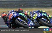 Vinales Start Terdepan di MotoGP Aragon, Rossi Ketiga - JPNN.COM