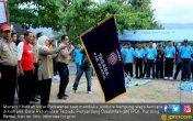 334 Anggota TAGANA Bantu Pengungsi Gunung Agung - JPNN.COM