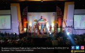 Festival dan Lomba Seni Siswa Nasional Berlangsung Meriah - JPNN.COM