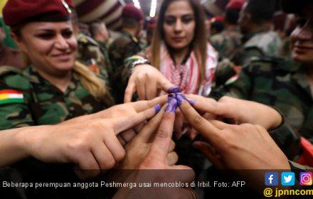 Kurdi Irak Gelar Referendum, Iran dan AS Khawatir - JPNN.COM