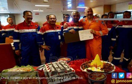 Pertamina EP Lakukan Pemboran Offshore Perdana - JPNN.COM