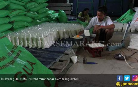 Petani Tebu Tuding Bulog Monopoli Gula - JPNN.COM