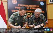 TNI dan Dewan Pers Bersepakat Teken Perjanjian Kerja Sama - JPNN.COM