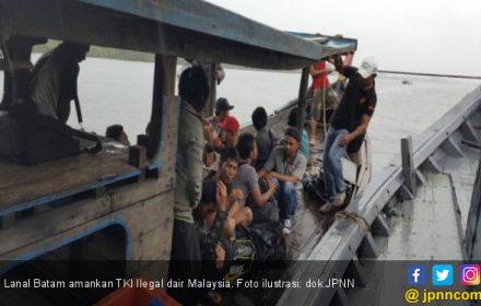 Lagi, Lanal Batam Amankan 50 TKI Ilegal dari Malaysia - JPNN.COM