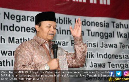 Wakil Ketua MPR Dukung Pemutaran Film G 30 S PKI - JPNN.COM