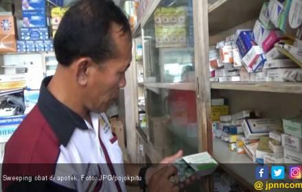 Waspada, 34 Obat Terjual Ilegal - JPNN.COM
