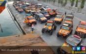 Tiba di Kendari, 75 Mobil Offroad Peserta IOX Pukau Warga - JPNN.COM
