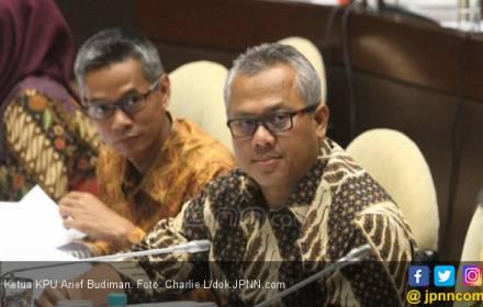 Priyo Sebut Ada 8,1 Juta DPT Ganda, Arief: Enggak Apa-apa - JPNN.COM