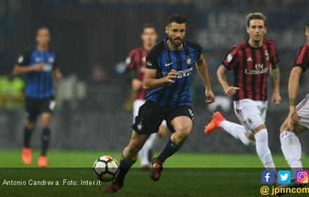 Curhat Gelandang Inter Milan usai Jadi Cadangan - JPNN.COM