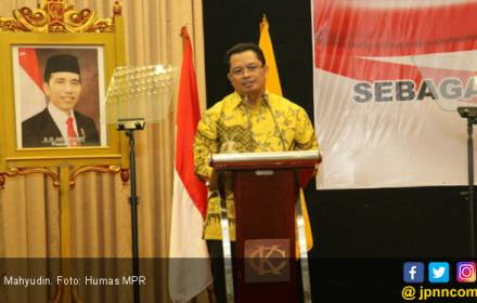 Masyarakat Makin Cinta Pancasila, Wakil Ketua MPR Bangga - JPNN.COM