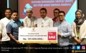 Pertamina Hulu Energi Bantu Progam UMKM Melalui Baznas - JPNN.COM