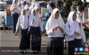 SMPN Kota Bekasi Uji Coba UNBK - JPNN.COM