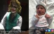 Ibu Melahirkan Dibantu The Joker - JPNN.COM
